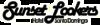 Logo Sunset Lookers rectangular glow