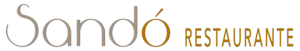 Logo Sandó rectangular transparente